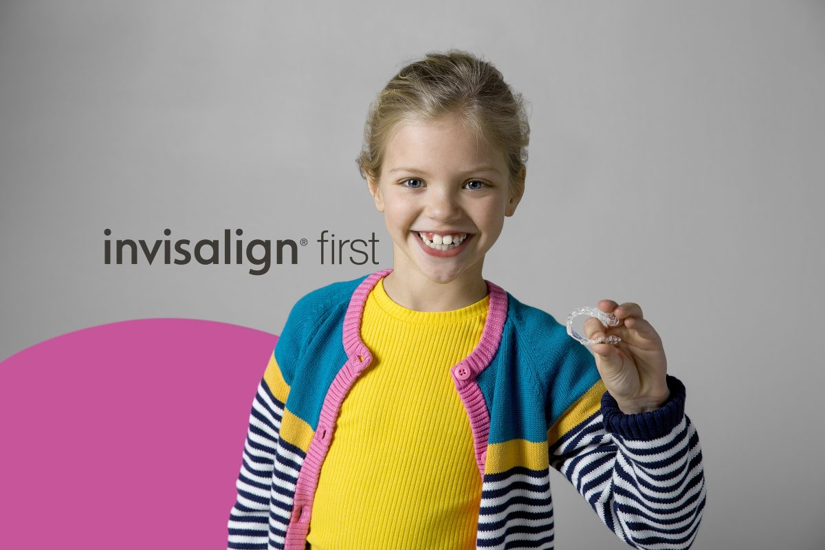 Invisalign First: ortodoncia invisible para niños - Dra. Sara Gil