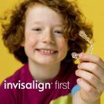 Invisalign First: ortodoncia invisible para niños